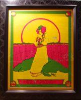 Framed Archival Poster Fillmore Location San Francisco