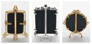 Elias Picture Frames Real Silk Taffeta & Nylon Velvet Backings